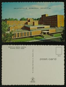 Brockville General hospital 1950s