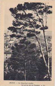 Le Quartier Arabe, Vue Prise De La Casbah, Bone, Algeria, Africa, 1910-1920s