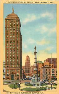 Linen of Lafayette Square & Liberty Bank Buffalo NY New York