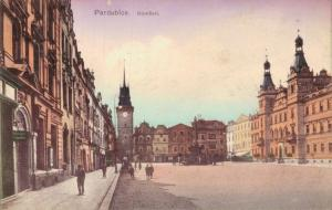 Czech Republic - Pardubice Námésti 02.34