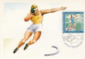 Mexico 1968 ; Olympic Games , Monaco ; #6