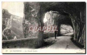 Old Postcard The Dauphine The Grand Goulets