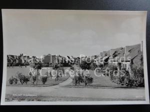 Sweden: Malmo, Friluftstaden, Old RP Postcard