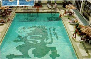 SINGAPORE PC Hotel Singapura Intercontinental (a1450)