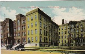 Ohio Columbus Starling Ohio Medical College and Protestant Hospital