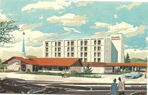 ST. CATHERINES, Ontario, Canada, 1940-60s; Howard Johnson's Motor Lodge & Res...