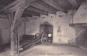 Le Corps De Garde, Chateau De Chillon, Switzerland, 1900-1910s