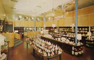 VICTORIA , B.C., Canada, 1950-60s; Montague Bridfman Ltd., The Wedgwood Shop