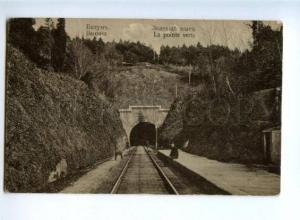 170070 Adjara Georgia BATUMI tunnel Green Point Vintage PHOTO