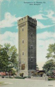 FORT THOMAS , Kentucky, 1900-10s ; Entrance