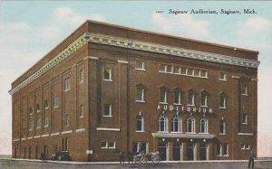 Michigan Saginaw Saginaw Auditorium