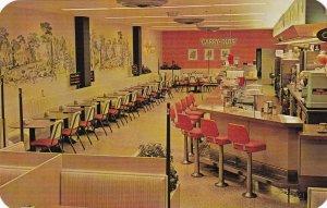 Colorado Springs , Colorado , 1950-60s ; Walgreen's Grill Room