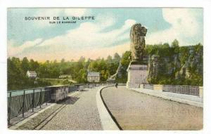 Souvenir de la Gileppe, Sur Le Barrage, Belgium, 00-10s