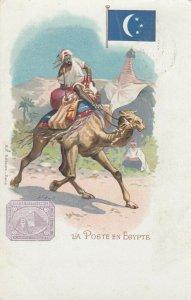 La Poste en EGYPTE , Africa , 1902