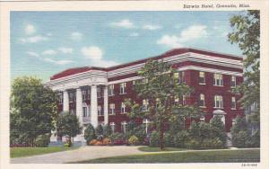 Barwin Hotel , GRENDA , Mississippi , 30-40s
