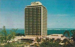 Puerto Rico San Juan Sheraton Hotel