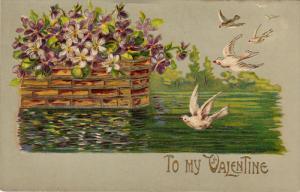 To My Valentine, Doves, Violets, 00-10s