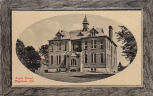 RIDGETOWN , Ontario, Canada, 1900-10s ; Public School