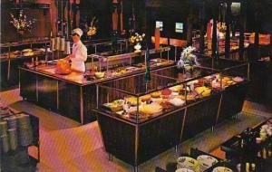 Beachcomber Inn Galley Room Buffet Interior Erie Pennsylvania