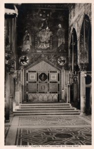 Cappella Palatina,Palermo,Italy BIN
