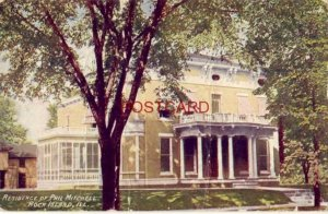 RESIDENCE OF PHIL MITCHELL, ROCK ISLAND, ILL.