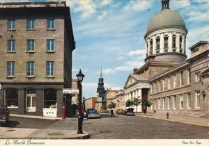 Canada Bonsecours Market Building Montreal