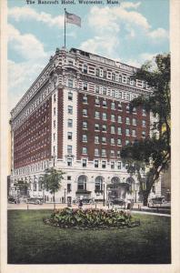 WORCESTER, Massachusetts; The Bancroft Hotel, 10-20s