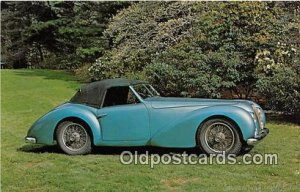 1949 Talbot GS26 Auto, Car Unused
