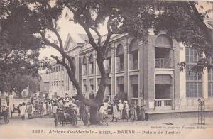 Senegal Dakar Palais de Justice