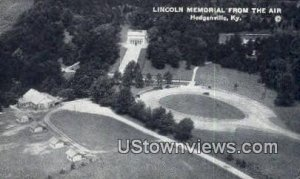 Lincoln Memorial - Hodgenville, KY