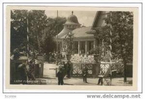 RP LAZNE PODEBRADY, Czech Republic, PU-1932, Vchod do parku