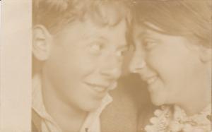 RP, Cute Couple In Love, PU-1916