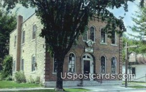 Former Home of Composer - Spillville, Iowa IA