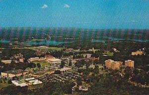 Clemson University, South Carolina, 40-60s