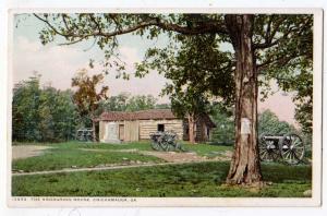 Snodgrass House, Chickamauga GA