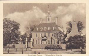 Governor's Palace Williamburg Virginia