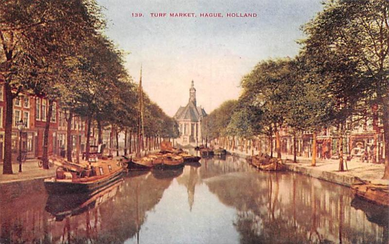 Hague Holland Turf en Houtmarkt Hague Turf en Houtmarkt