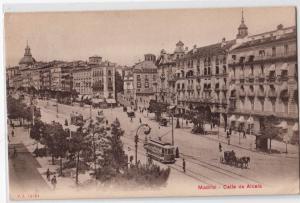 Madrid, Calle de Alcaia