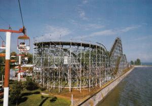 CRYSTAL BEACH , Ontario , 50-70s; The Comet, Crystal Beach Amusement Park