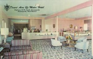 ALAMOGORDO , New Mexico , 50-60s; Desert Aire Motor Hotel