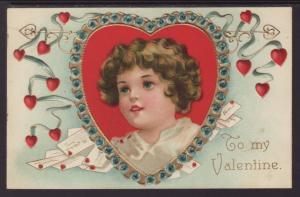 To My Valentine,Girl,Hearts