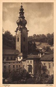 Salzburg Abbey St. Peter Abtei Tower