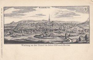 Warburg (im jahre 1646), Germany , 00-10s