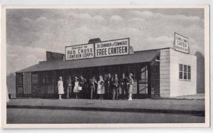 Free Canteen, Red Cross, Montgomery AL