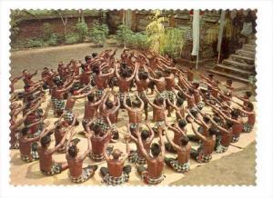 The Unforgettable Ketjak Dance, Bali, Indonesia, 1950-1970s