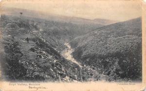 Buxton Goyt Valley Creek Landscape 1904