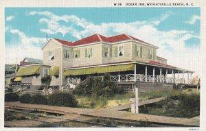WRIGHTSVILLE BEACH, North Carolina, 1930-1940s; Ocean Inn