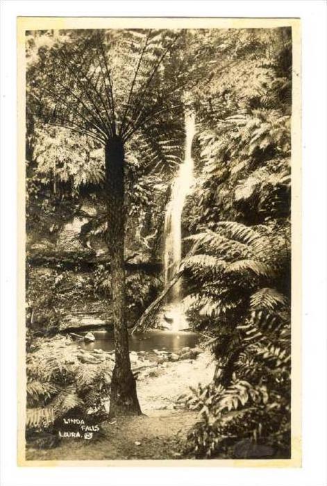RP  Linda Falls, New Zealand, 1910-30s