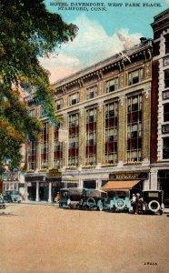 Connecticut Stamford Hotel Davenport West Park Place
