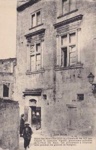 Hotel Des Manvilles, Les Baux (Bouches du Rhone), France, 1900-1910s